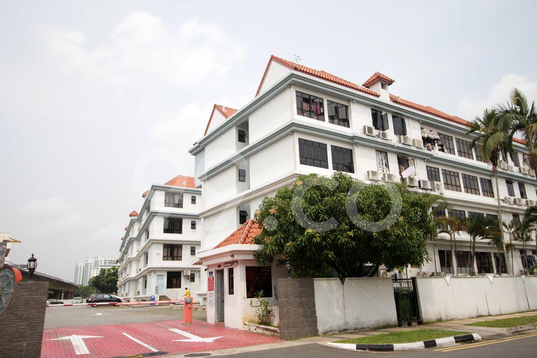 Casa Sarina  Elevation