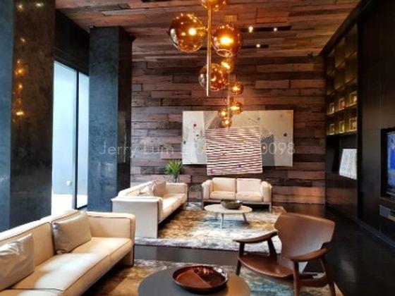 The Club Lounge