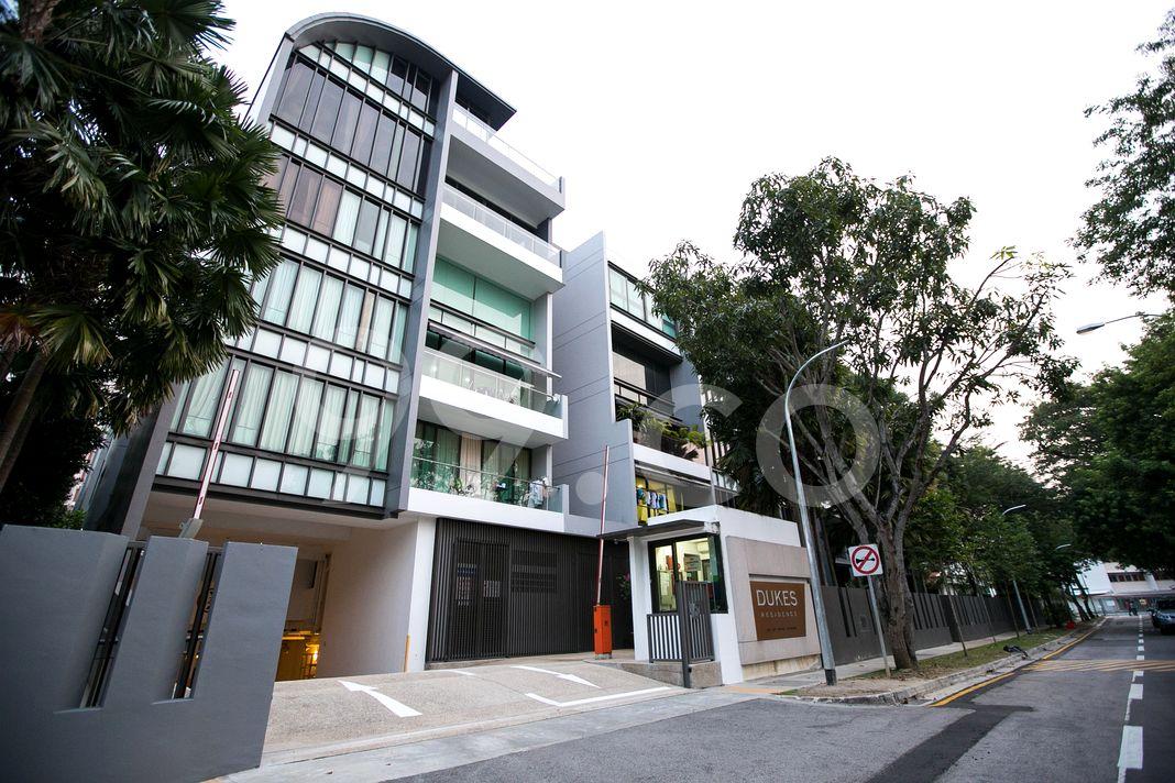 Dukes Residence  Elevation