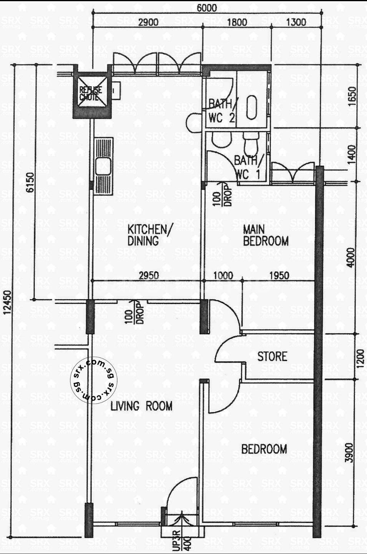 Verified Floor Plan
