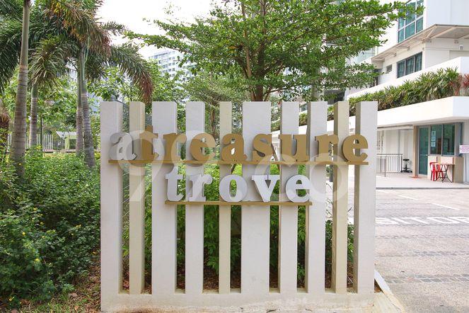 A Treasure Trove A Treasure Trove - Logo