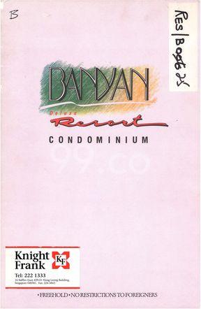 Banyan Condominium Banyan Condominium - Cover