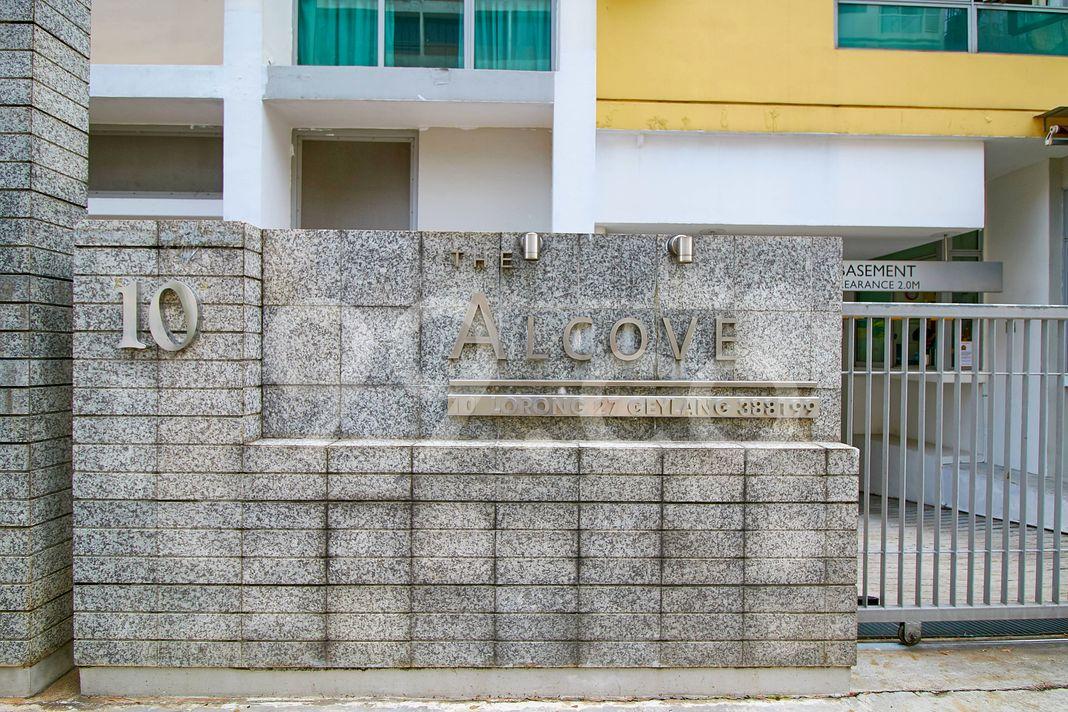 The Alcove  Logo