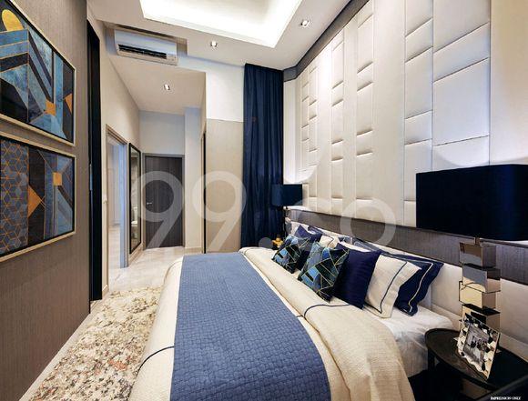 Sixteen35 Residences Bedroom