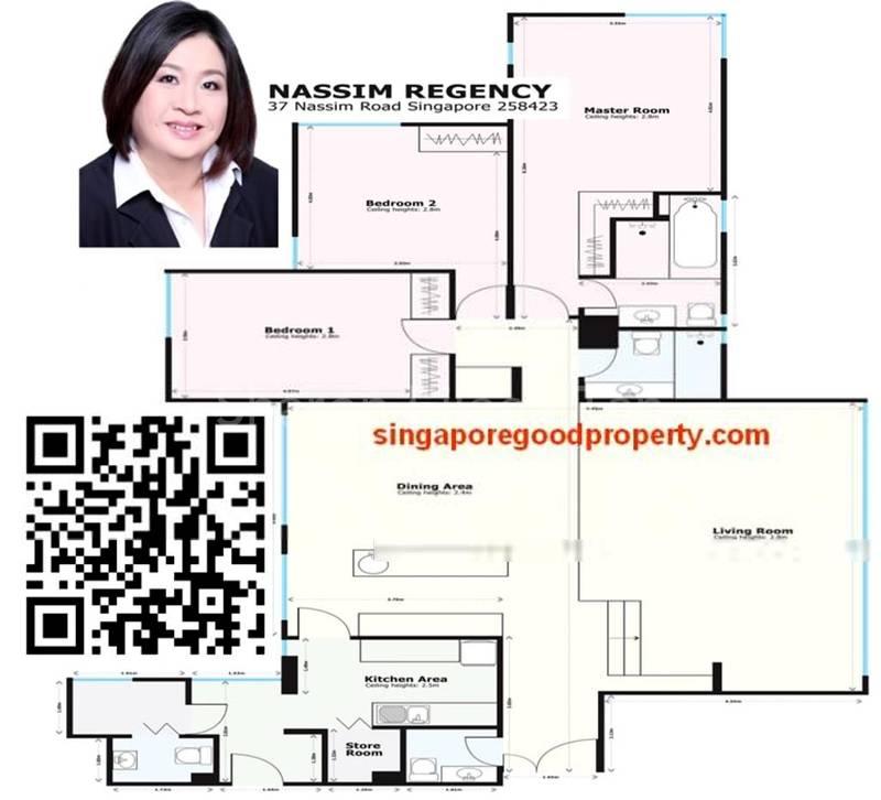 Nassim Regency Floorplan