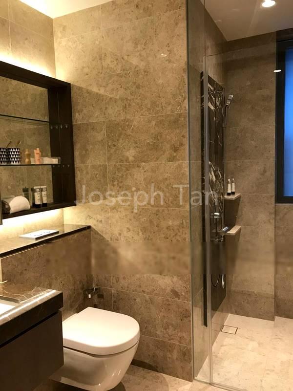 Common Bathroom (Actual Show Unit)