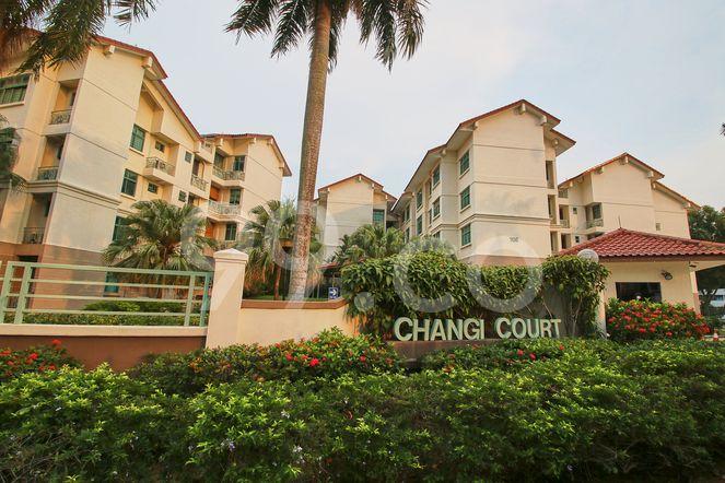 Changi Court Changi Court - Elevation