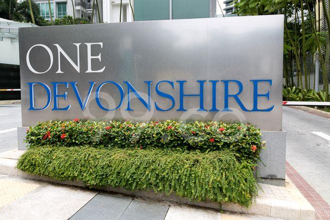 One Devonshire One Devonshire - Logo