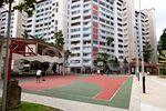 Amenities - Basketball Court Hong Kah East Place