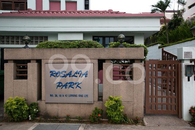 Rosalia Park Rosalia Park - Logo