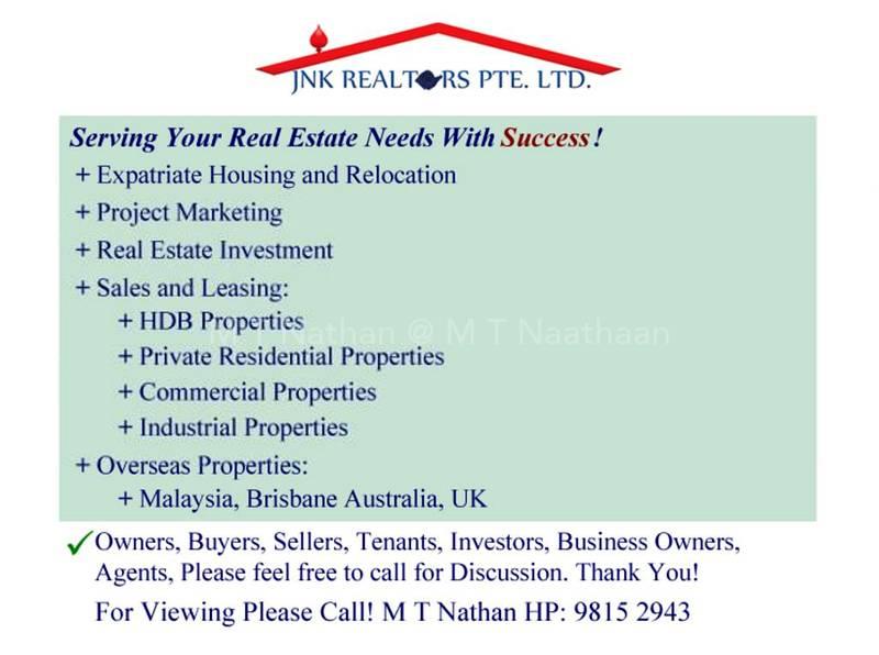 JNK Realtors Pte Ltd