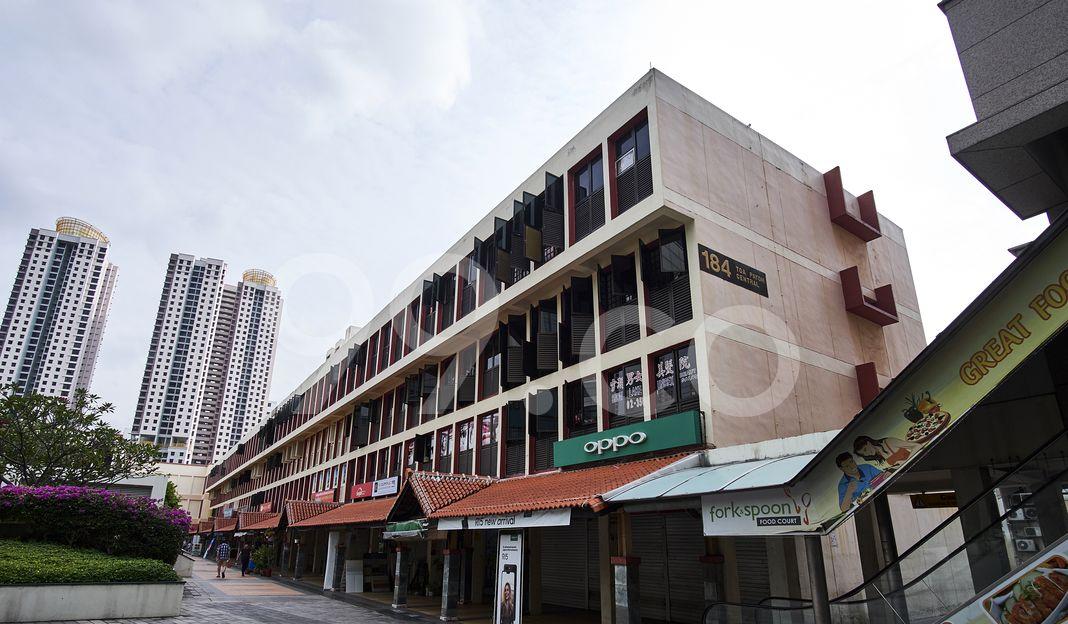 Block 184 Toa Payoh Central