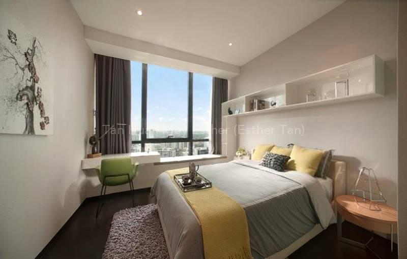 Luxurious apartment along Scotts Road
