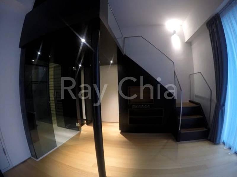 Designer Interior and Cozy Layout