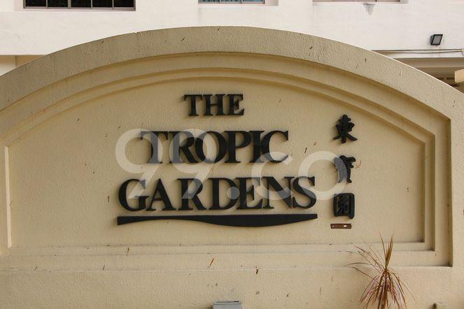 The Tropic Gardens The Tropic Gardens - Logo