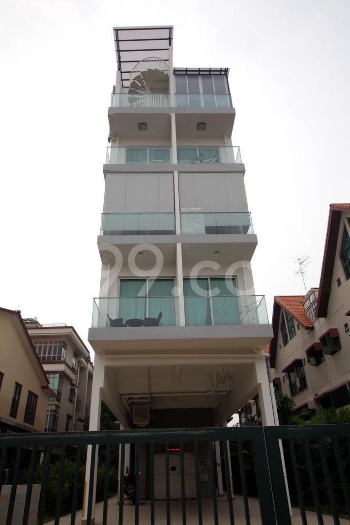 Eis Residences  Elevation