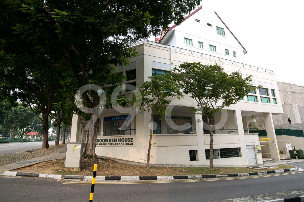 Choon Kim House  Elevation