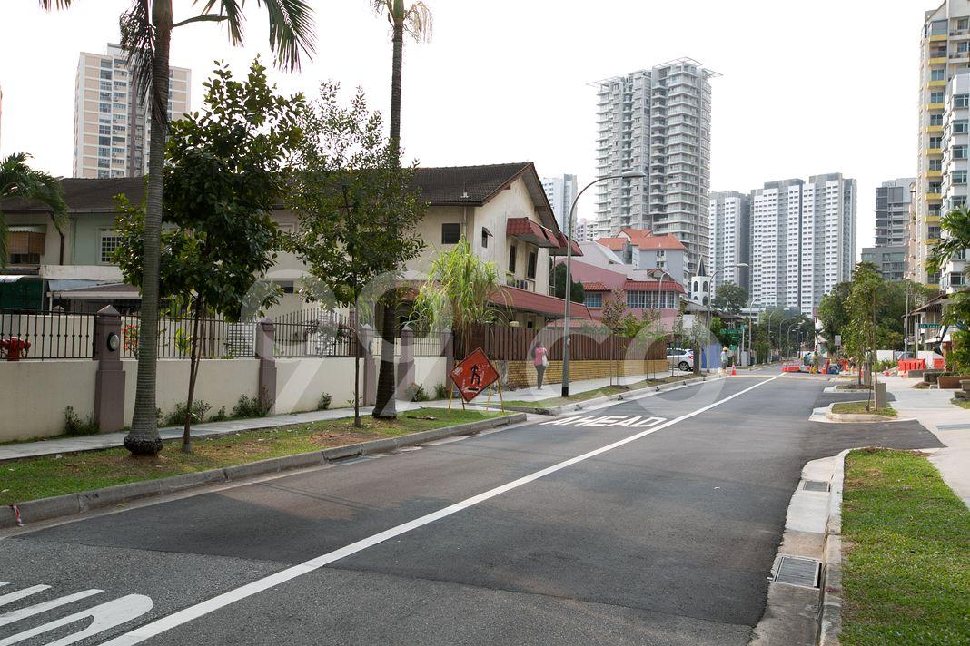 The Richmond  Street