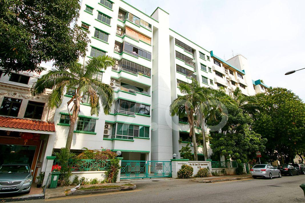 East 25 Apartments  Street