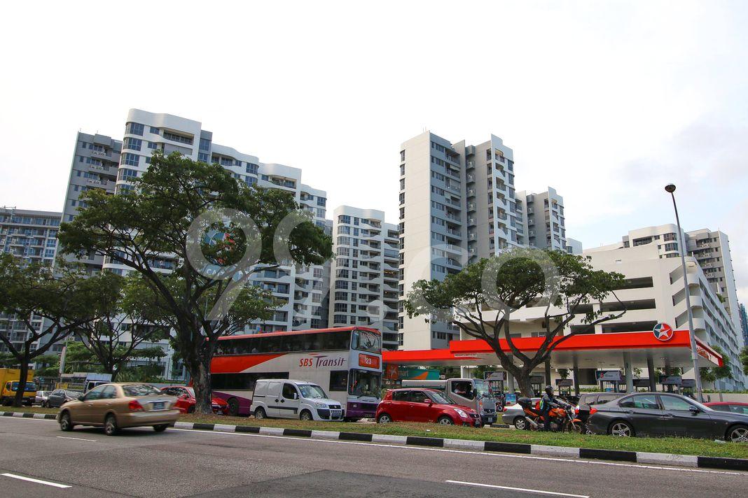 Arc At Tampines  Street