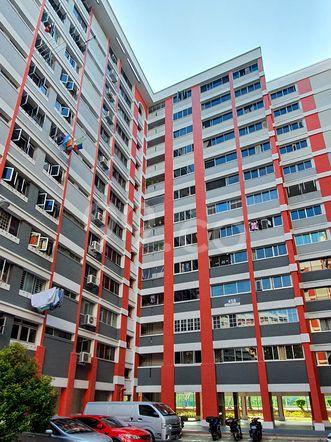 HDB-Hougang Block 456 HDB-Hougang