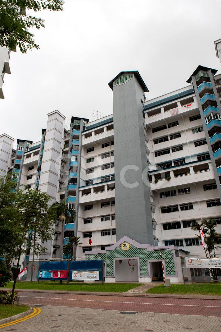 Block 25 Jurong East