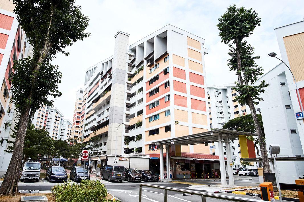 Block 136 Potong Pasir