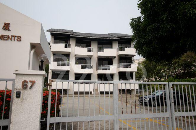 Gemini Apartments Gemini Apartments - Elevation