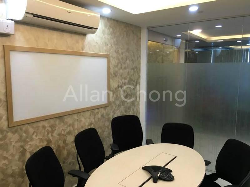 Meeting room view 1