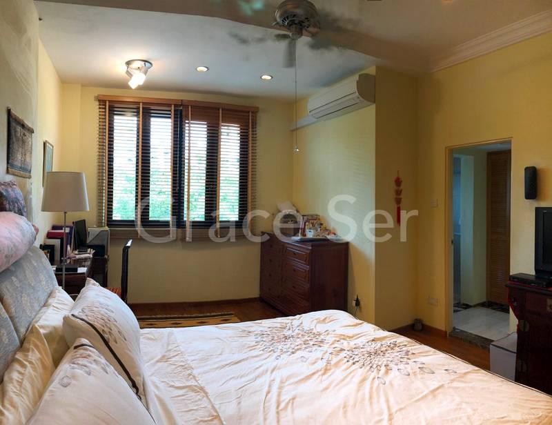 Good Size Master Bedroom