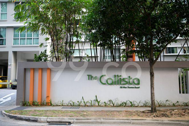 The Callista The Callista - Logo