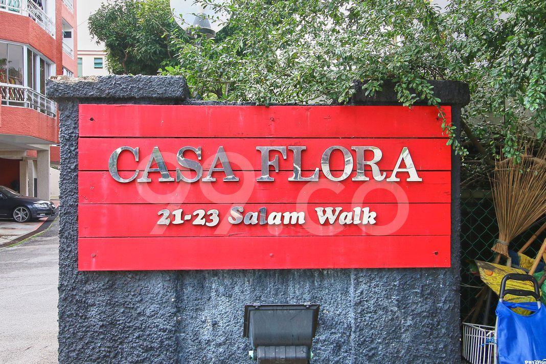 Casa Flora  Logo