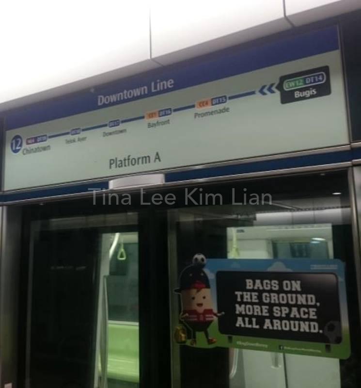 Nearest Mrt - Bugis Station