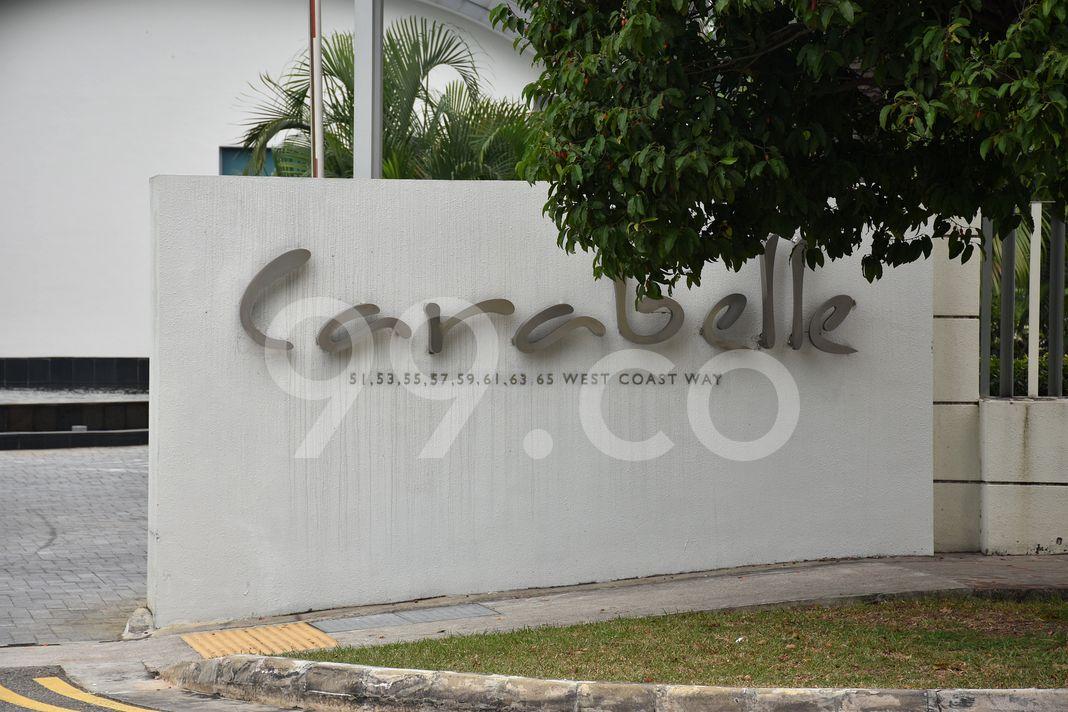 Carabelle  Logo