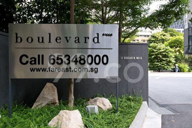Boulevard Vue Boulevard Vue - Logo