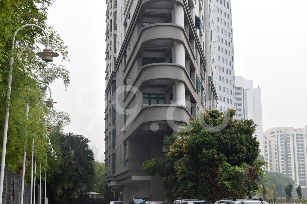 Jervois Jade Apartments  Elevation