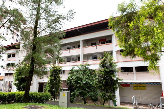 HDB-Jurong East Block 259 Jurong East