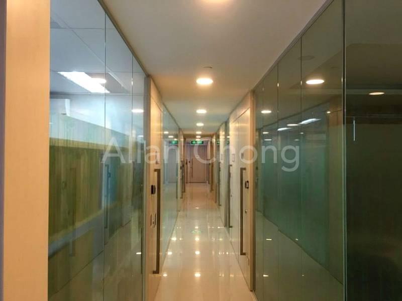 Corridor view 2