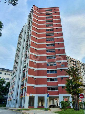 HDB-Hougang Block 468 HDB-Hougang