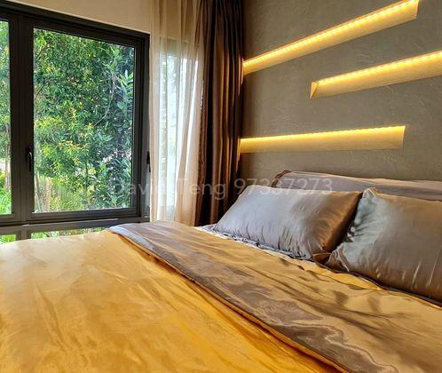 Master-room (greenery view)