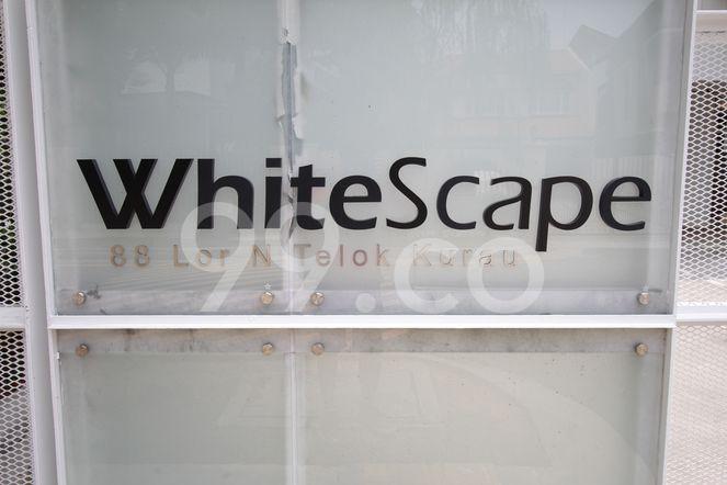 Whitescape Whitescape - Logo