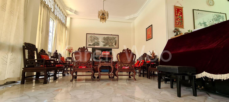Charming & spacious corner Semi-D.  Contact Karen Woo 91592692