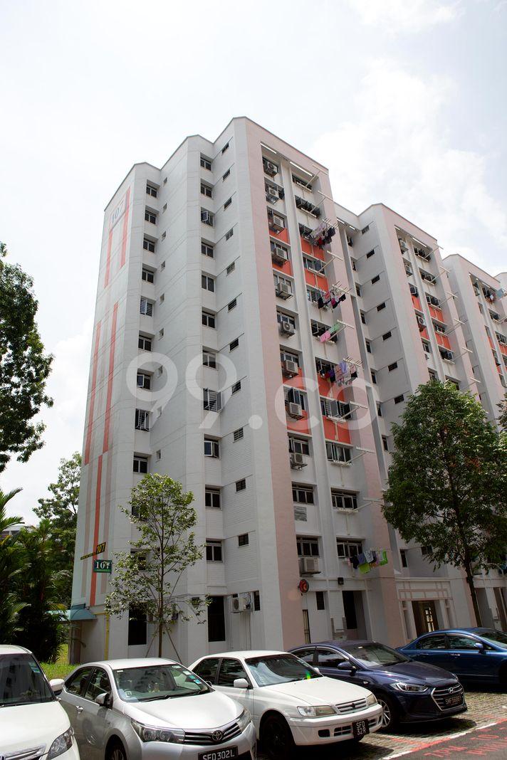 Block 107 Jurong East Ville