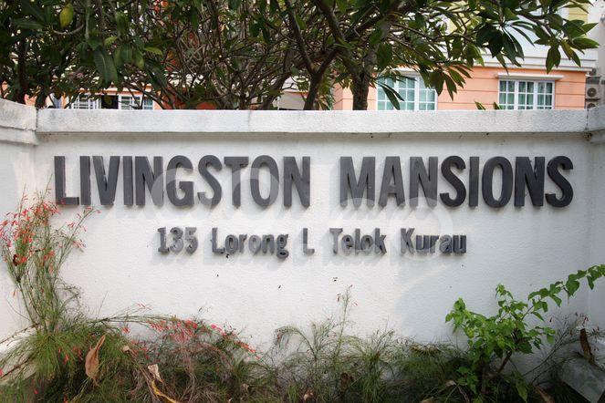 Livingston Mansions Livingston Mansions - Logo