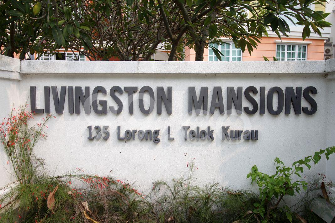 Livingston Mansions  Logo