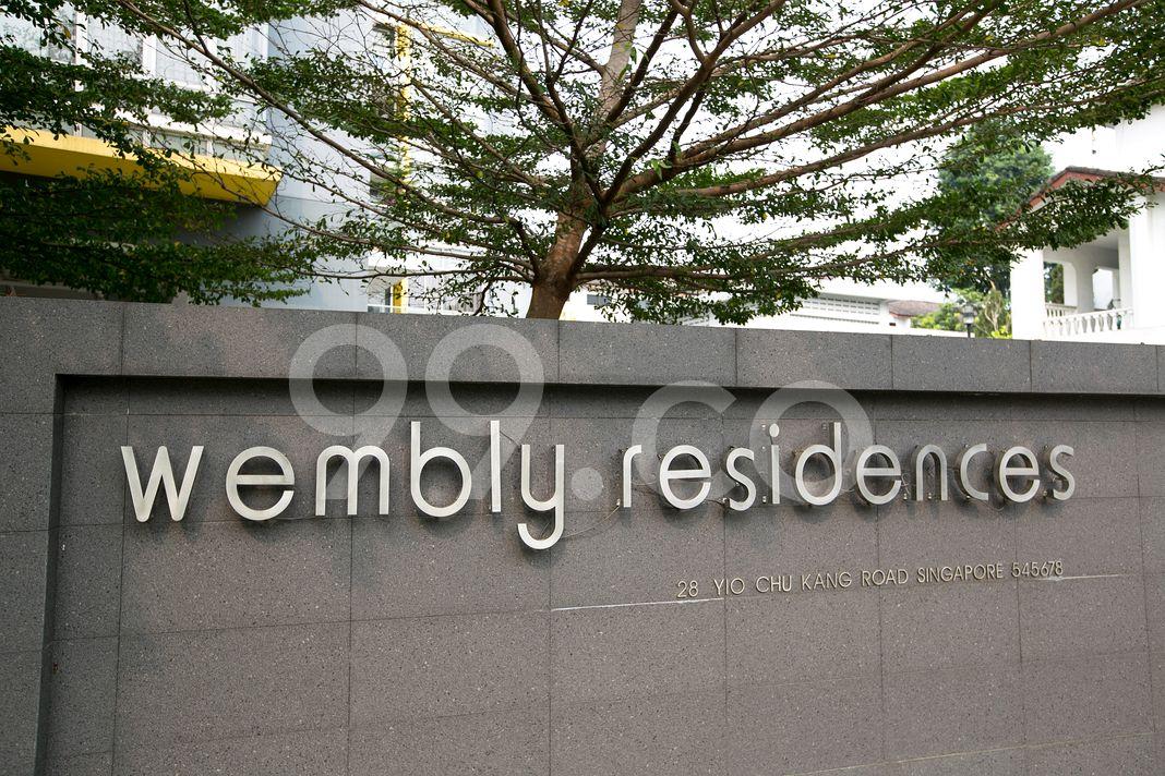 Wembly Residences  Logo