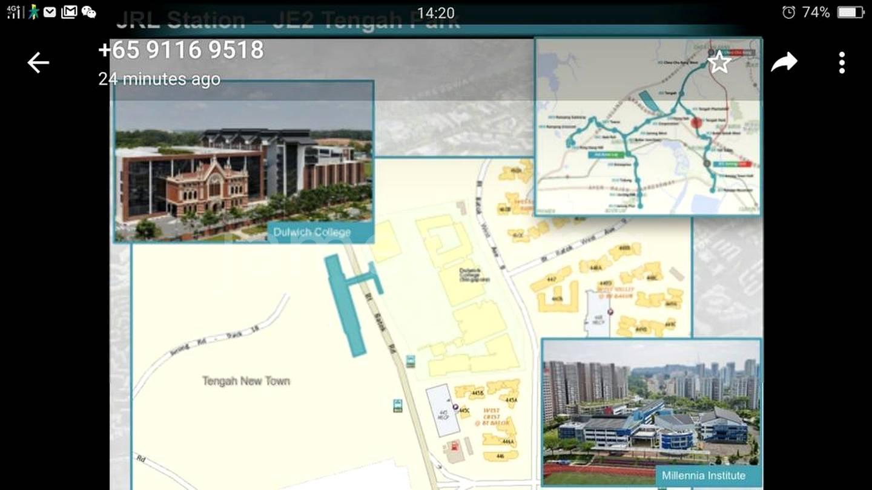 Tengah Park MRT
