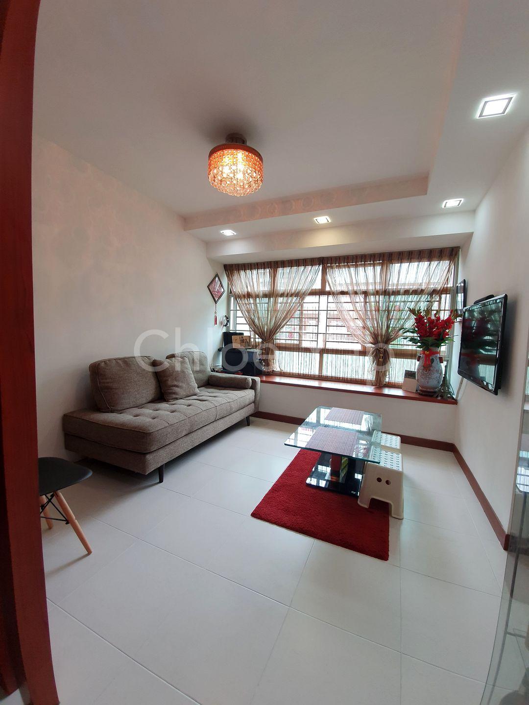 Image Of 2 Bedroom Felix Hdb: 602C Punggol Central 2 Bedroom HDB 3 Rooms HDB Resale