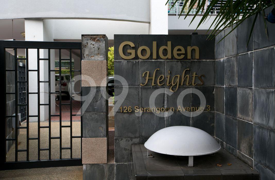Golden Heights  Logo