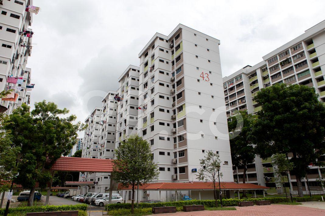 Block 43 Jurong East